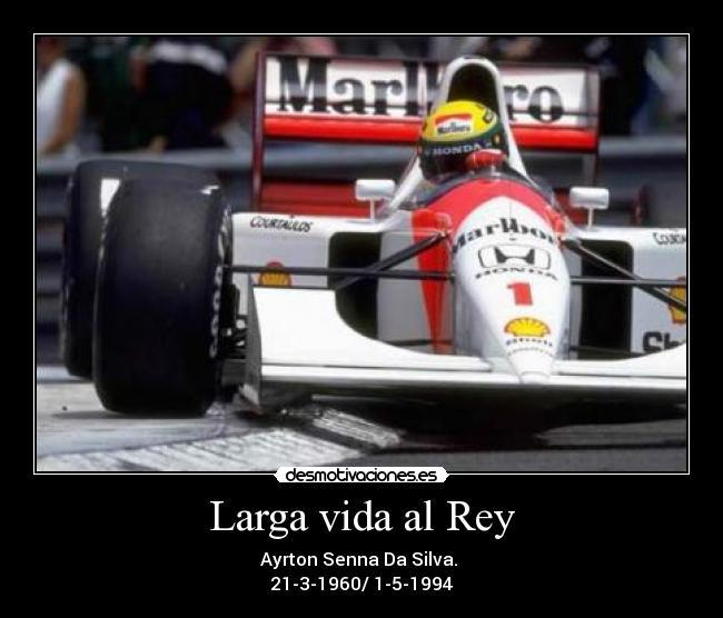 Imágenes Y Carteles De Senna Pag 3 Desmotivaciones