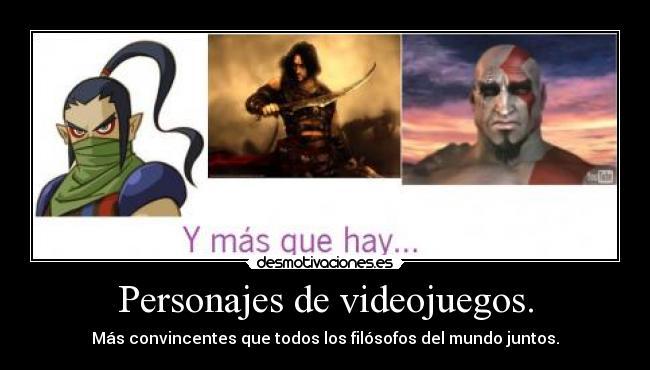 Imágenes Y Carteles De Kratos Pag 35 Desmotivaciones