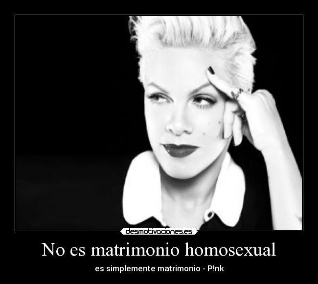 No Es Matrimonio Homosexual Desmotivaciones