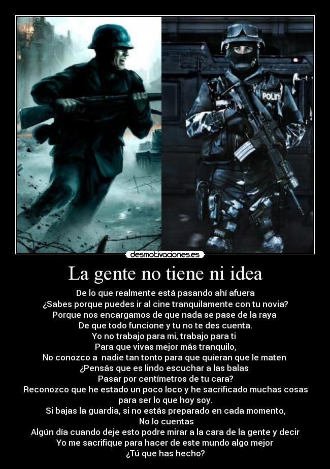 Imagenes Y Carteles De Policias Pag 8 Desmotivaciones