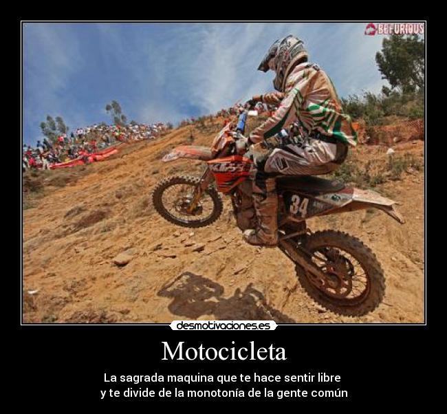 Motocicleta Desmotivaciones