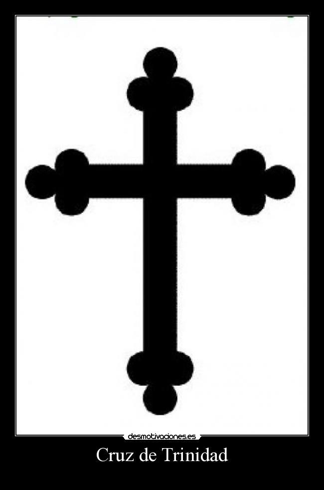 Cruz De Trinidad Desmotivaciones