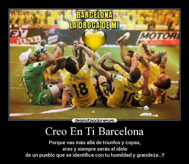 Imágenes Y Carteles De Barcelona Pag 16 Desmotivaciones