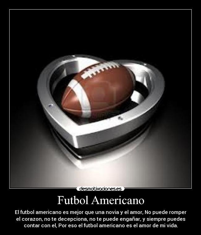 Futbol Americano Desmotivaciones