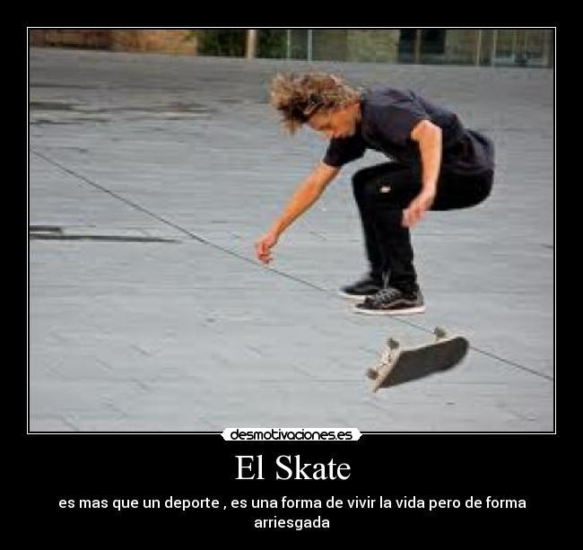 Imágenes Y Carteles De Skate Pag 85 Desmotivaciones