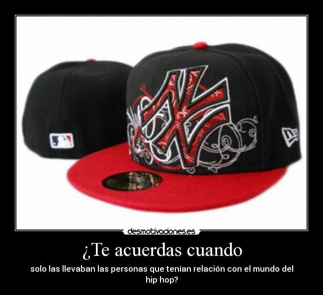 38887d87092f5 carteles hip hop gorras new era yankees desmotivaciones