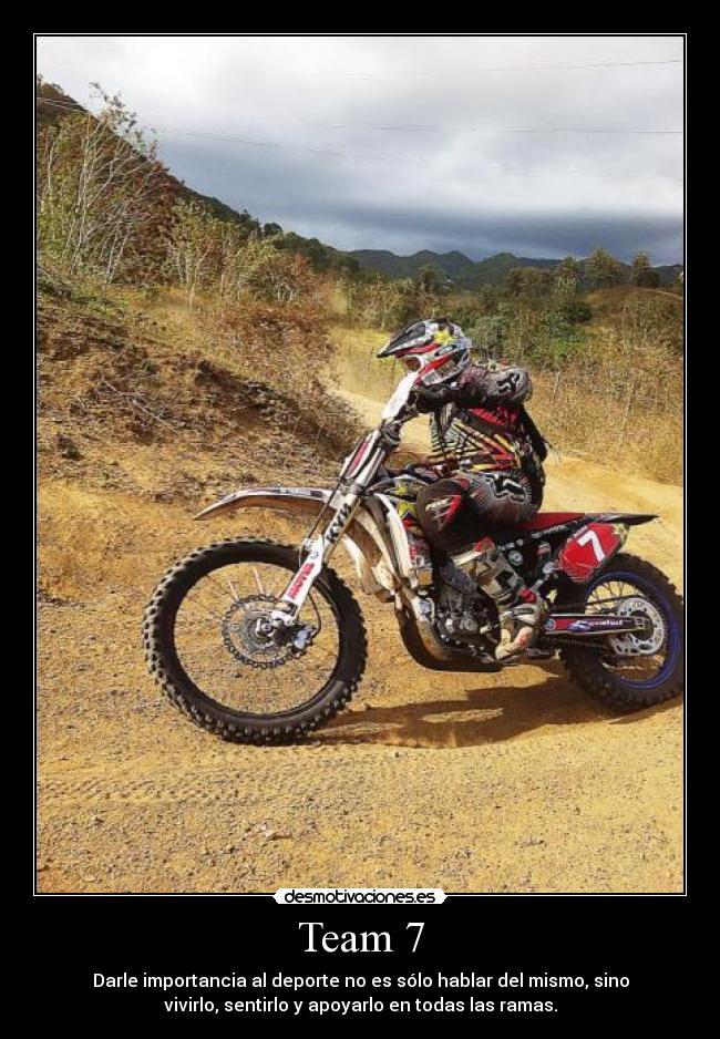 Imágenes Y Carteles De Motocross Pag 11 Desmotivaciones