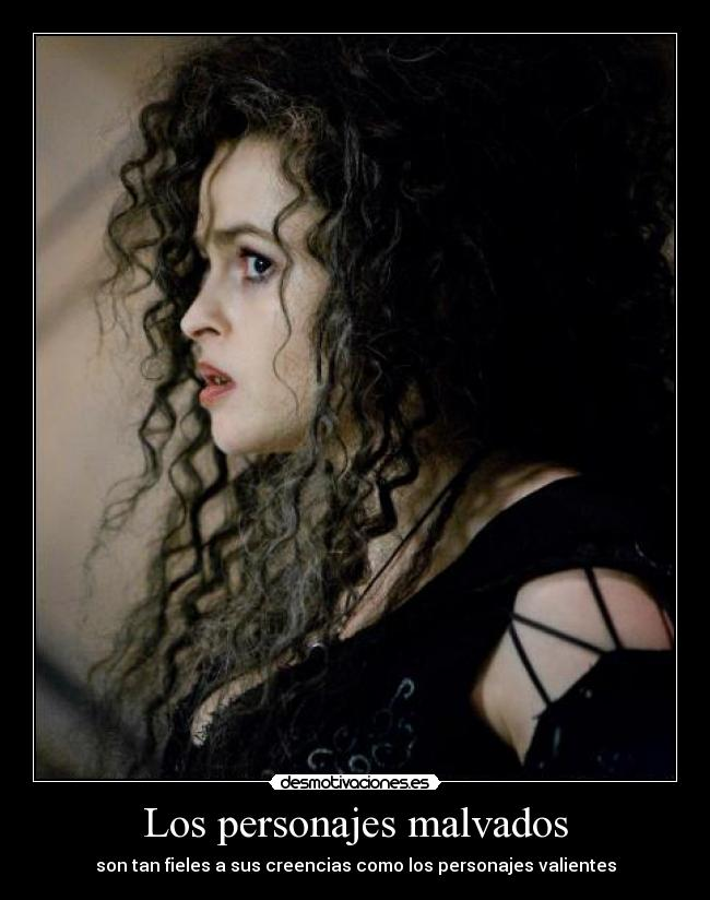Imagenes Y Carteles De Bellatrix Pag 7 Desmotivaciones