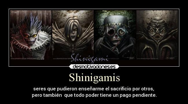 shinigamis