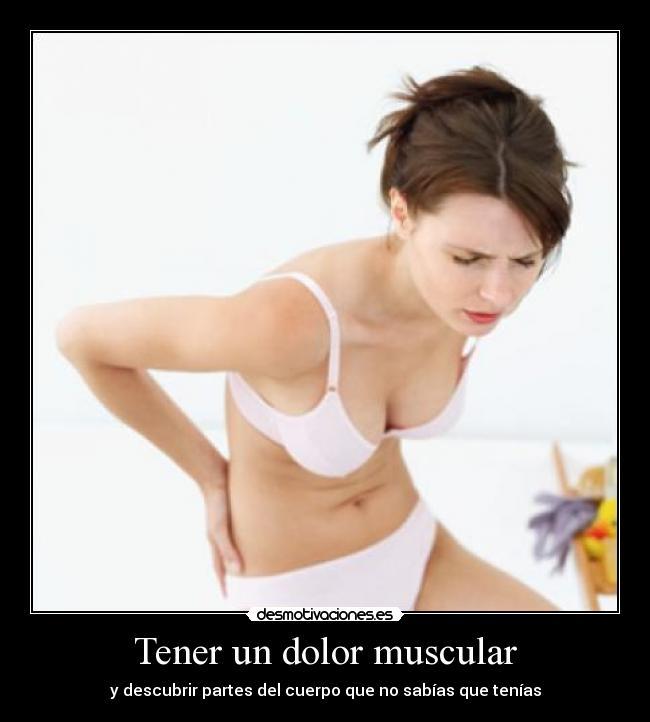 dolor muscular de todo el cuerpo