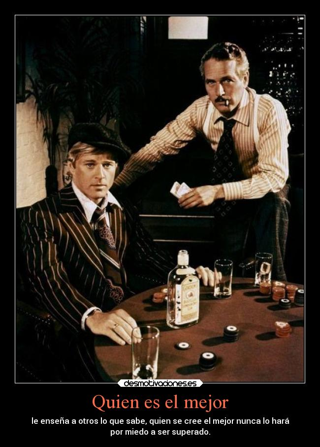 carteles rapyeah 24fps golpe the sting robert redford paul newman desmotivaciones