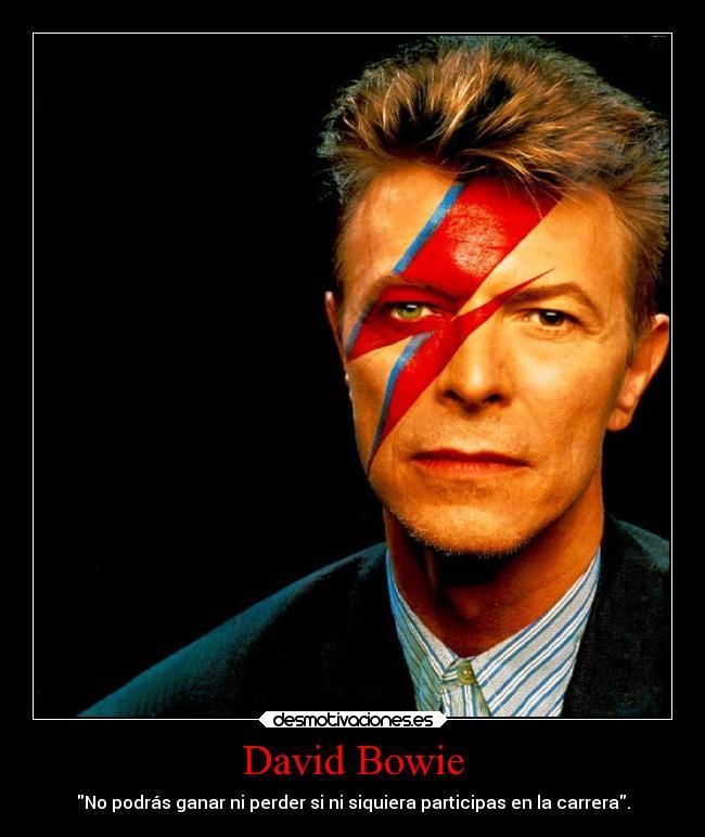 David Bowie Desmotivaciones