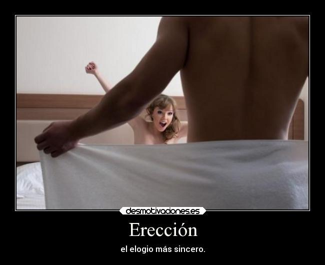 problemas de erección sinceros