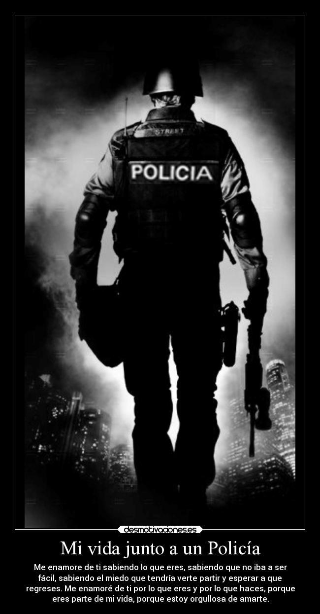 Mi Amor Feliz Dia Del Policia Www Imagenesmy Com