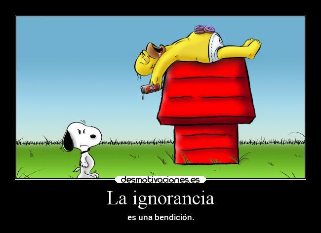 Imágenes Y Carteles De Snoopy Desmotivaciones