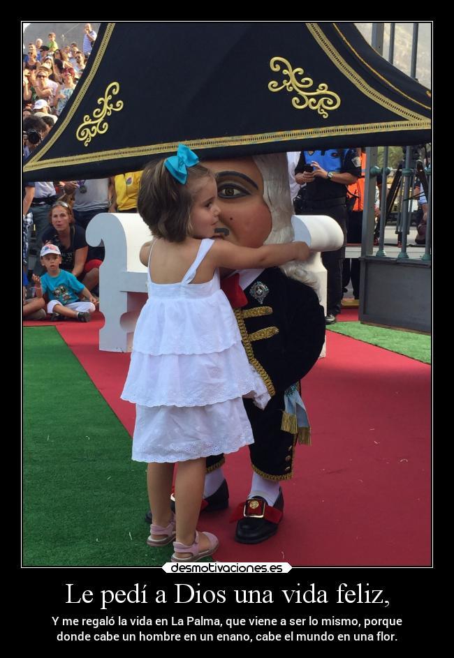carteles dios vida amor canarias lapalma 7estrellas 3colores 1nacion danza  delos enanos cultura desmotivaciones 53c3f783acb
