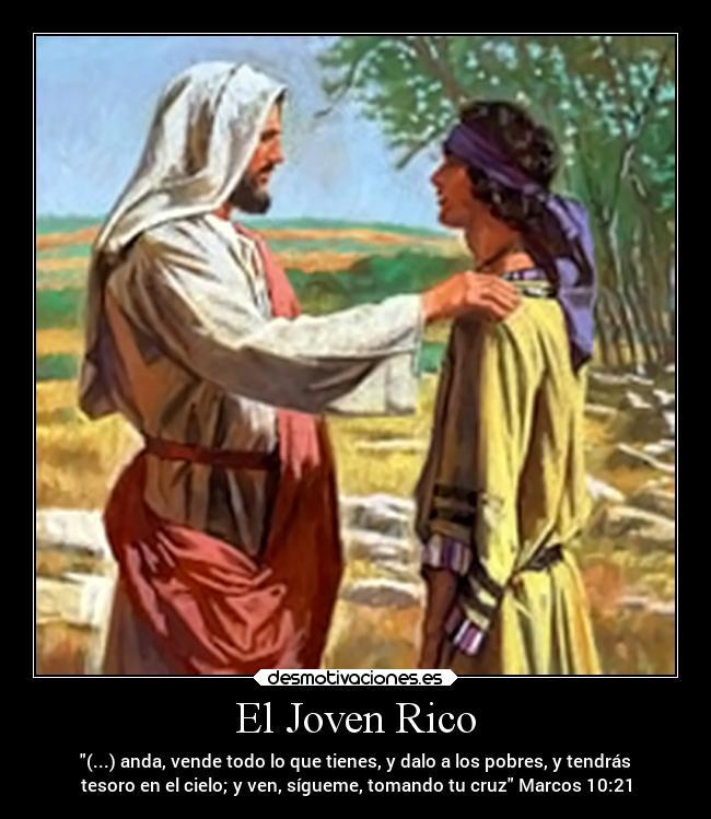 Resultado de imagen para JOVEN RICO