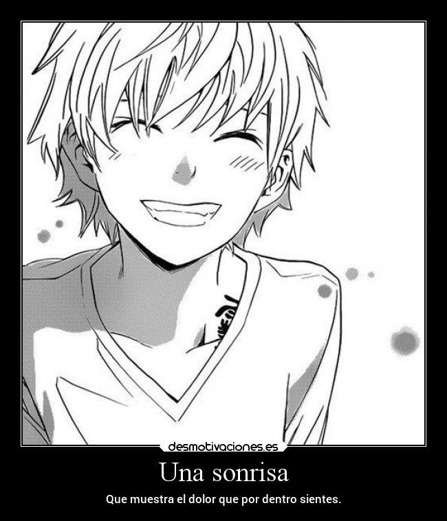 sonrisa anime